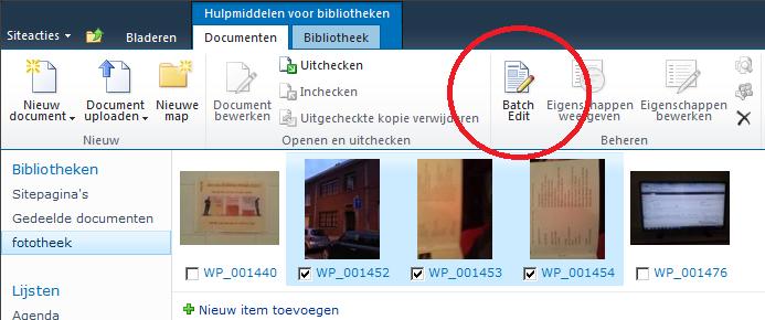 batch edit button