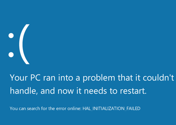 Bluescreen while installing Windows Server 2012 RC on VM ...