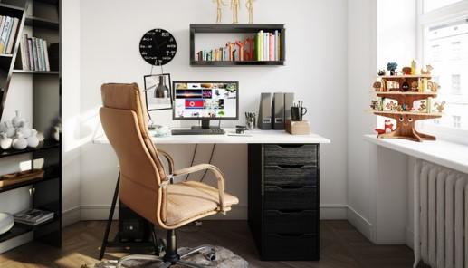 show your desk